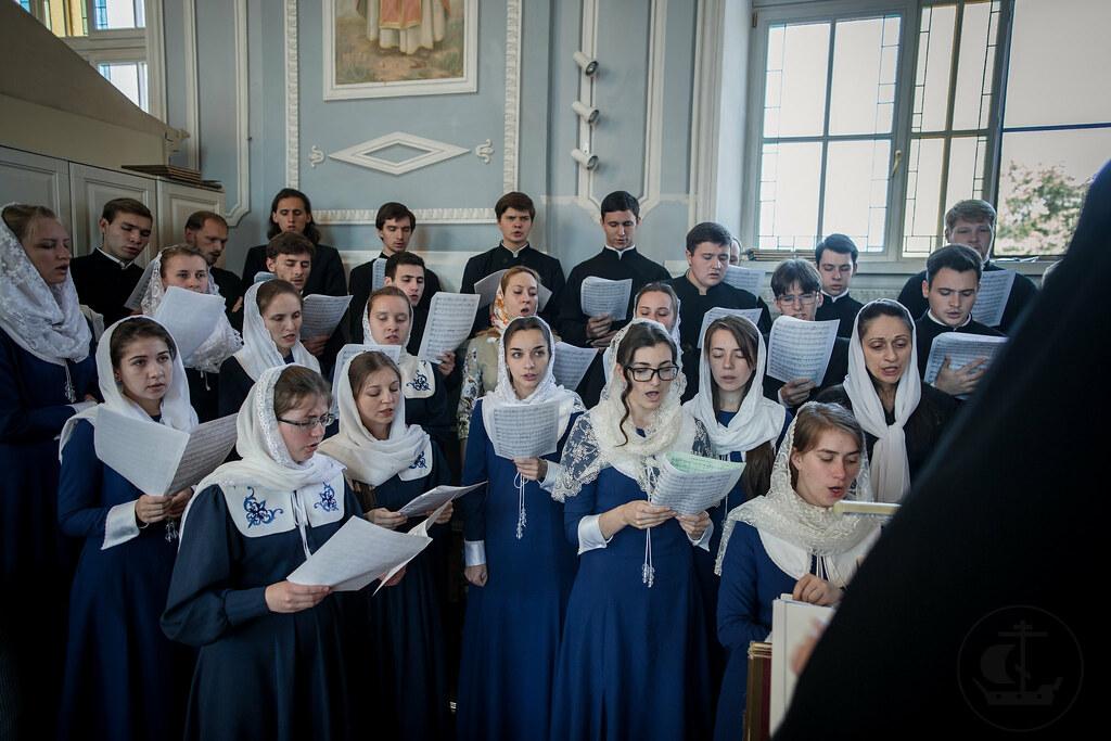 28-29 июня 2018, Литургия. Выпуск 2018 / 28-29 June 2018, Divine Liturgy. The Graduation of 2018