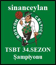 NBA 2K18 - TSBT 34. Sezon Şampiyonu - sinanceylan