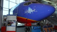 Boeing 737-3H4 in Dallas
