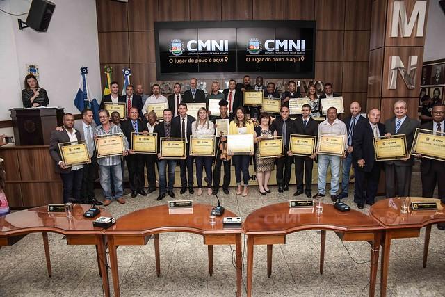Título Honorífico de Cidadania Iguaçuana 2018