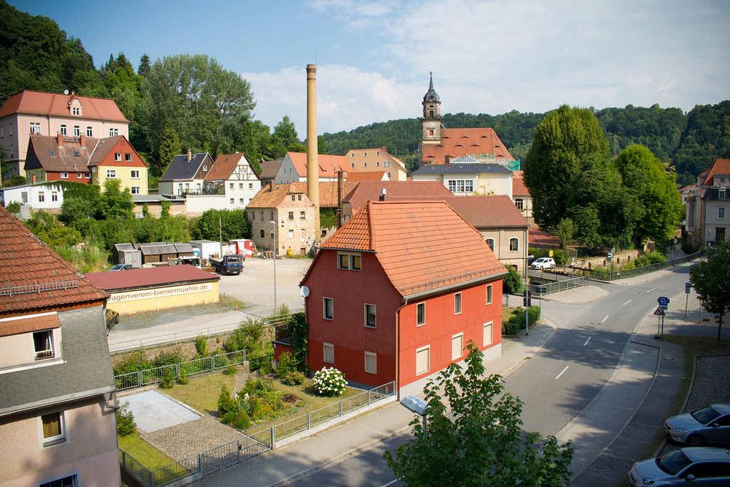 Bornberg, Pfaffenstein und Königsstein