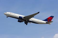 A330 N858NW London Heathrow 15.06.18