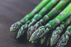 Asparagus - Credit to http://homedust.com/