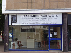 Picture of JB Shakespeare, 1 Norfolk House, Wellesley Road