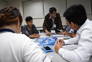"""El pasado viernes 15 de junio se realizó la primera etapa del torneo del juego de mesa """"Mente Financiera"""", organizado por el Clubes de Emprendedores USIL y del Instituto de Emprendedores (IE)"""