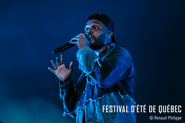 The Weeknd - FEQ 2018