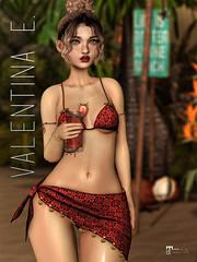 Valentina E. Naia Bikini Ensemble @ Summerfest!