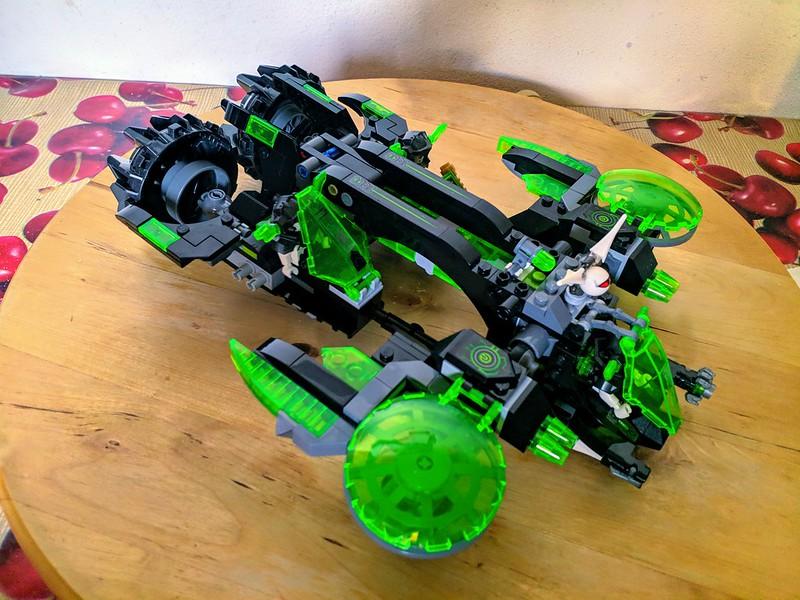Twinfector + Berserker #lego #nokia8