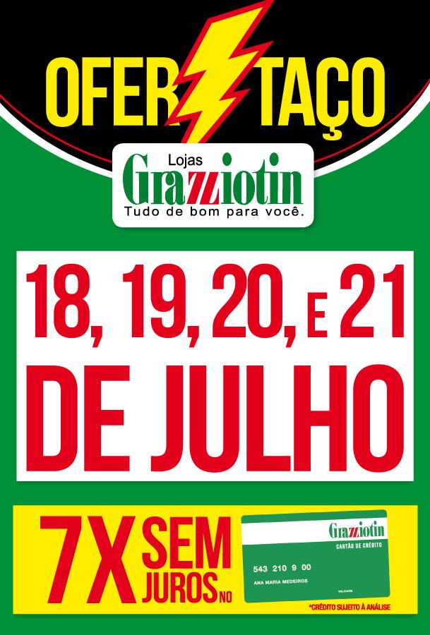 Vem aí o Ofertaço Grazziotin em São Gabriel