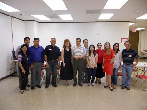 Naturalization Clinic at the Chinese Community Center - 04.07.2012