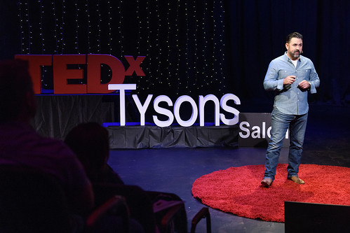 TEDxTysons Salon: Food &