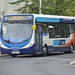 Stagecoach in Sheffield 39106 (SN18 XWT)