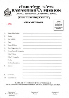 01-First Free Coaching Programme Reg Form