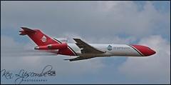 G-OSRB Boeing 727-2S2F(A)(RE) c/n 22929 T2 Aviation Limited (EGLF-Farn