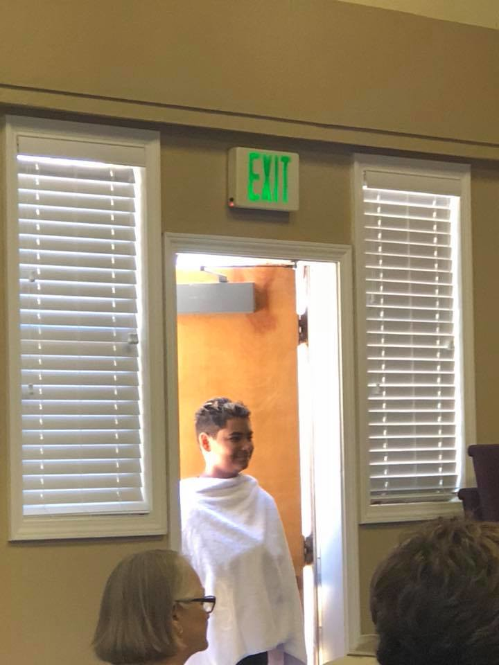 Baptisms July 2018
