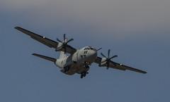 Leonardo C-27J Spartan
