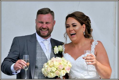 Accidental wedding photography