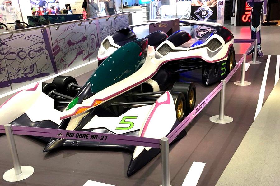 Cyber Formula HK2018-05