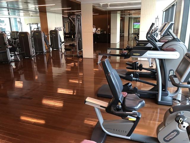 Fitness - St Regis Bangkok
