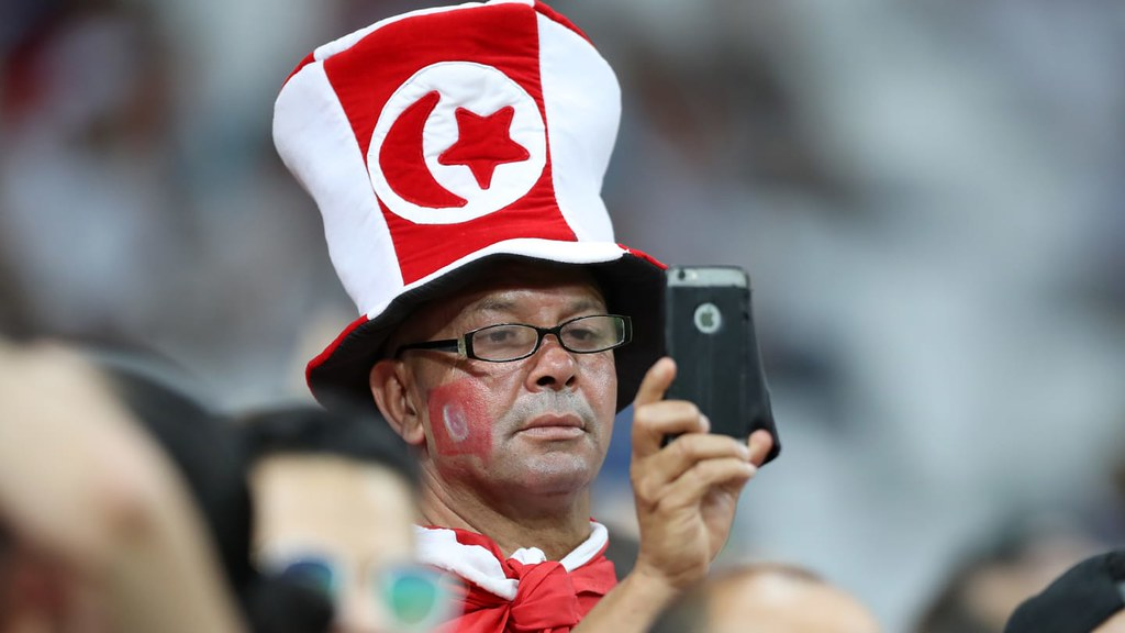 FIFA World Cup 2018 - Group G, Matchday 1 - Tunisia 1 - 2