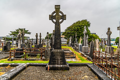 THIS IS THE NEW CEMETERY, BOHERMORE [SOME OBJECTED WHEN I ONCE DESCRIBED AS A VICTORIAN CEMETERY]-141364