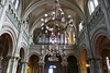 Chor der Millenniumskirche, geweiht 1901 anlässlich der Millenniumsfeierlichkeiten des Königreichs Ungarn