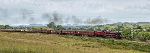 The Cumbrian Mountain Express 23-6-2018