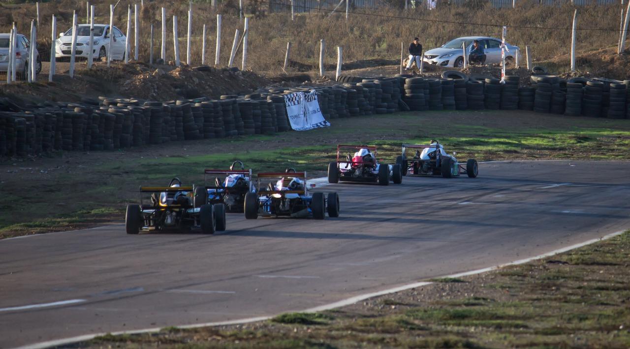 Galería del campeonato histórico de velocidad - Fecha 5