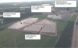 fotovoltaico Turi