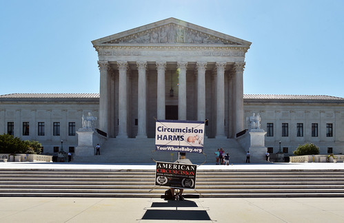 Supreme Court protest