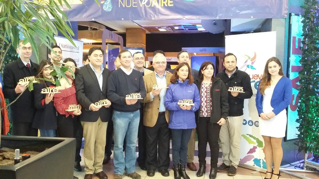 Mainstream joins 2018 Nuevo Aire campaign in southern Chile
