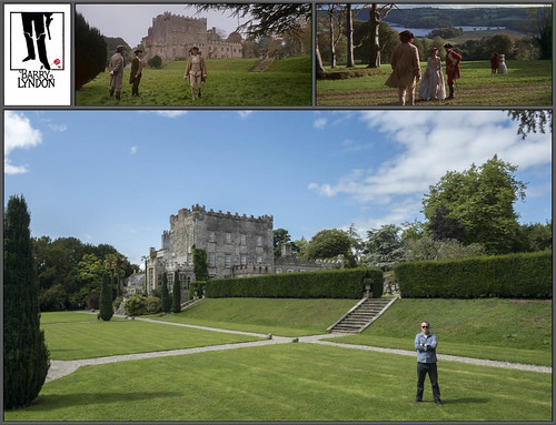 Barry Lyndon (1975) Filming Location