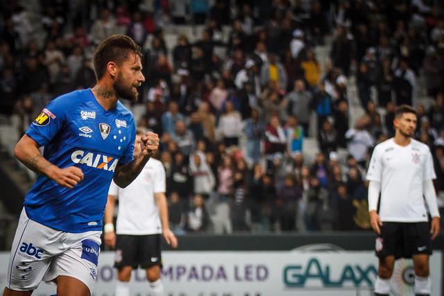 Corinthians 2 x 2 Cruzeiro 11/07/2018