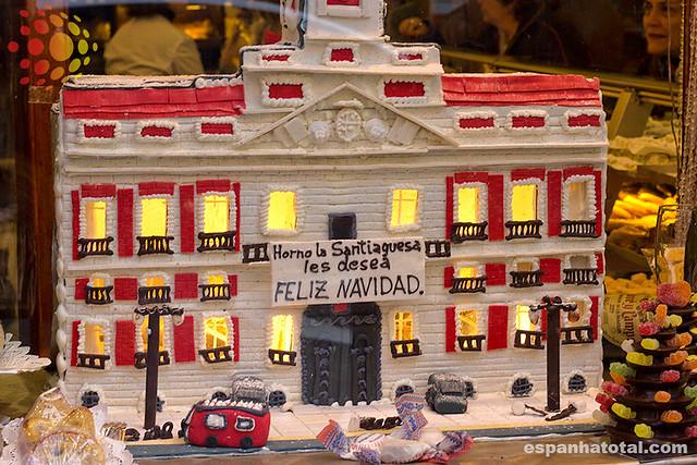 doces típicos de Madri