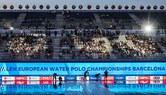Sáb, 14/07/2018 - 20:40 - Inauguració Campionat d'Europa LEN Waterpolo