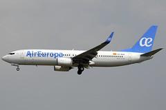 Air Europa B737-85P EC-MJU BCN 07/07/2018