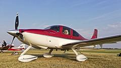 Cirrus SR22-GTS Turbo / Private / N410PP