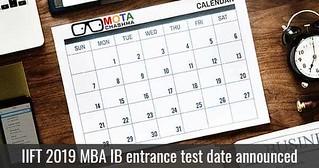 IIFT MBA IB