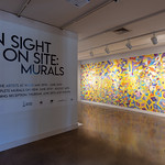 In Sight On Site: Murals - Thomas Scharfenberg - Photograph by Wes Magyar