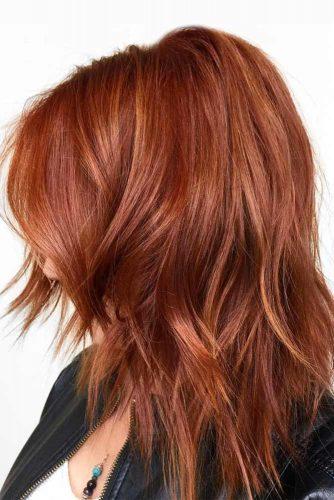 TOP MEDIUM LENGTH LAYERED HAIR IDEAS FOR WOMEN 7