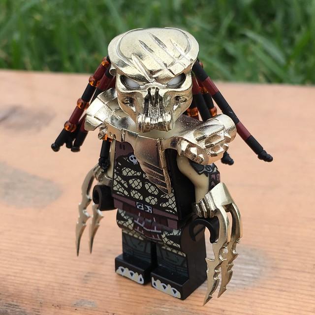 Celtic Predator Lego Custom