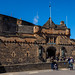 Edinburgh Castle - Entrance