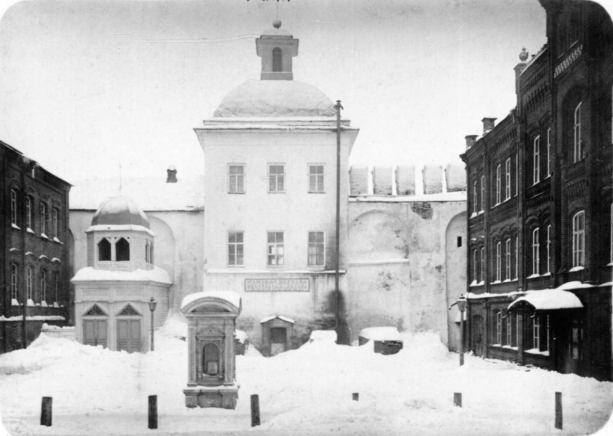 Немецкая улица. Семейная церковь купца Ланина.