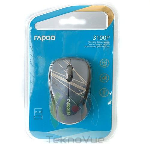 Rapoo 3100P - Kemasan Penjualan