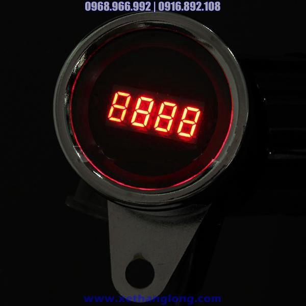 Đồng hồ báo tua tròn