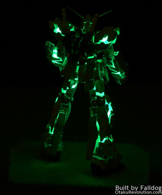 RG Unicorn TWC Lighting Model 2