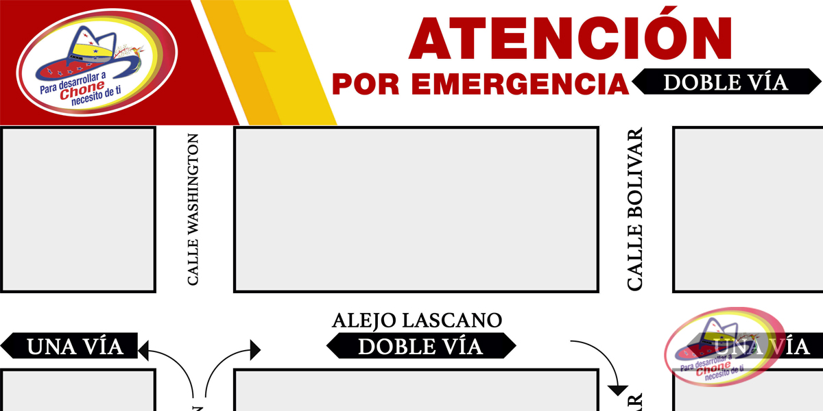 Una cuadra de la calle Alejo Lascano se convirtió en doble vía