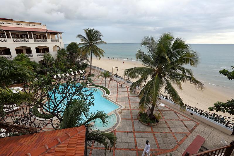 Zanzibar Serena Inn view