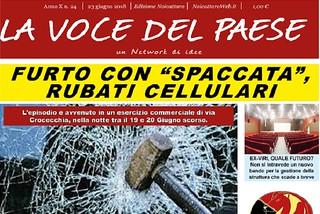 Noicattaro. copertina 24 front