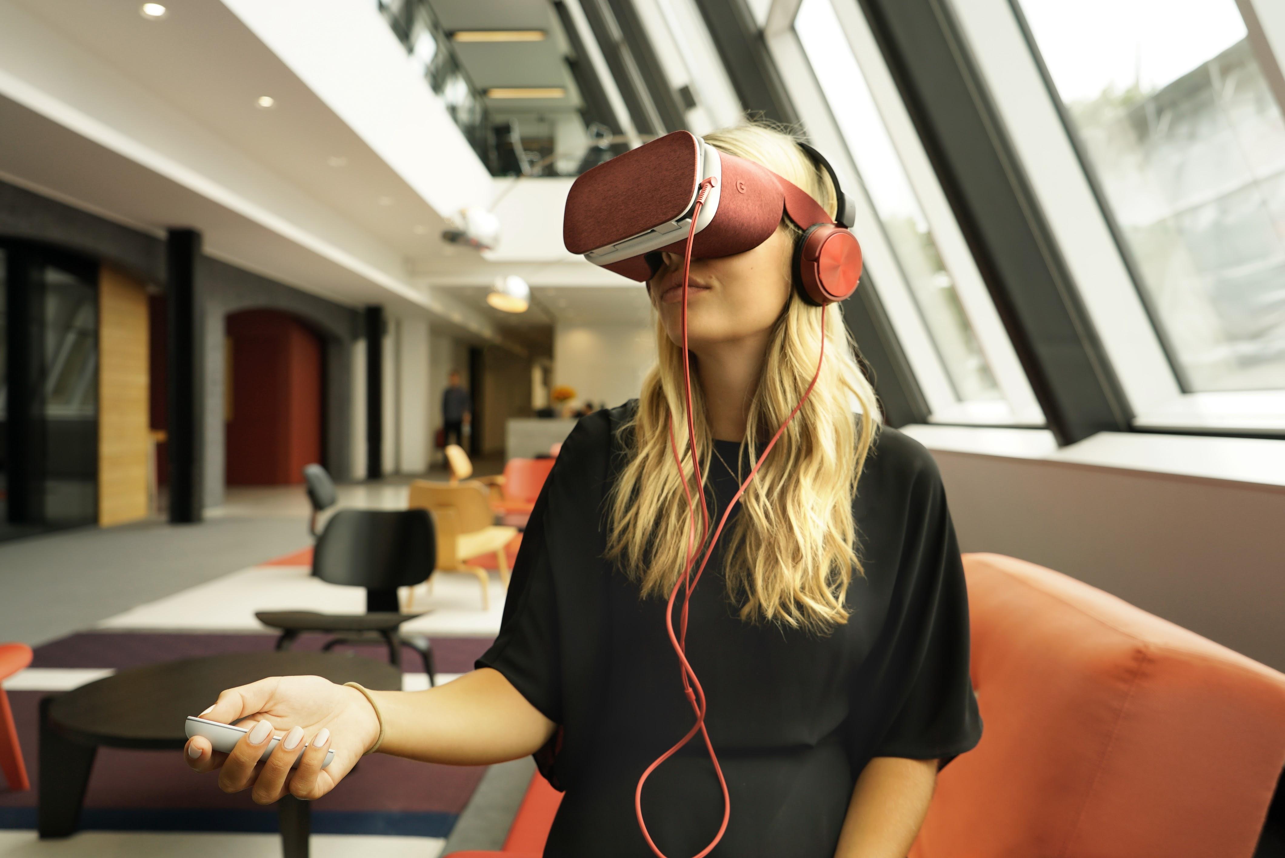 New Virtual Reality App